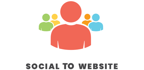 Logo Social to Website