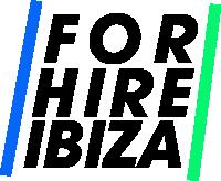 For Hire Ibiza