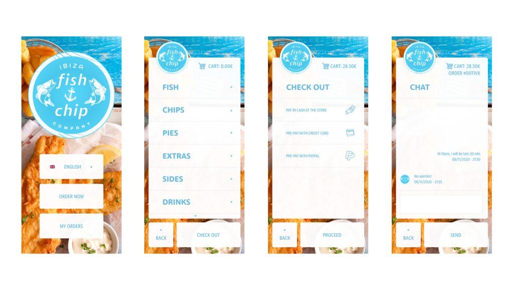 Ibiza Fish and Chip Company APP