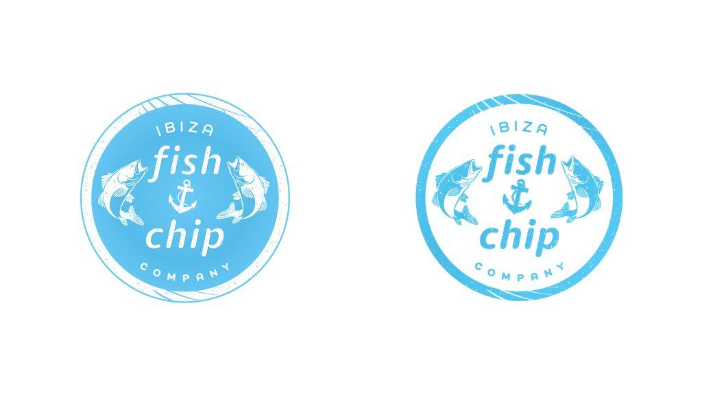 Ibiza Fish and Chip Company Logos