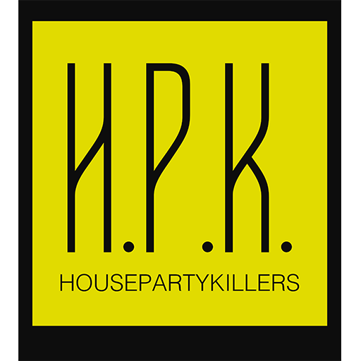 HOUSEPARTYKILLERS logo